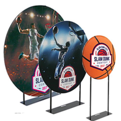 Fabric Banner Stands