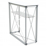 Lumiere Popup Counter Display 3ft Wide