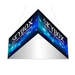 Triangle Fabric Skybox