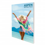 Aspen SEG Fabric Display 2ft x 6ft with Silicone Edge Graphics