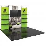 Hybrid Pro 10ft Modular Display with SEG Graphics - Kit 30