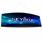 Skybox Football Hanging Banners 10ft wide x 42h with Custom Graphics