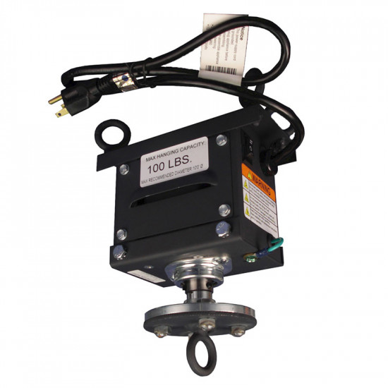 Rotator Motor for Hanging Signs 100 lb Capacity