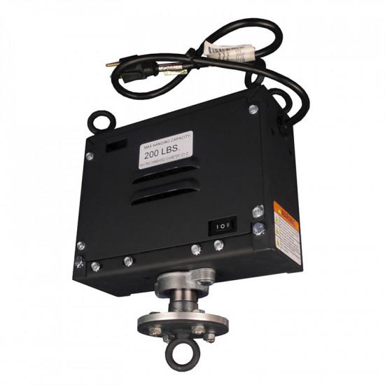 Rotator Motor for Hanging Signs 200 lb Capacity