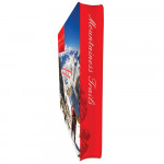 Wallbox Fabric Display Wall 10'w x 10' tall with Tension Banner