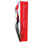 Wallbox Fabric Display Tower Wall 10'w x 15' tall with Printed Banner