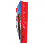 Wallbox Fabric Display Wall 8'w x 10' tall with Tension Banner